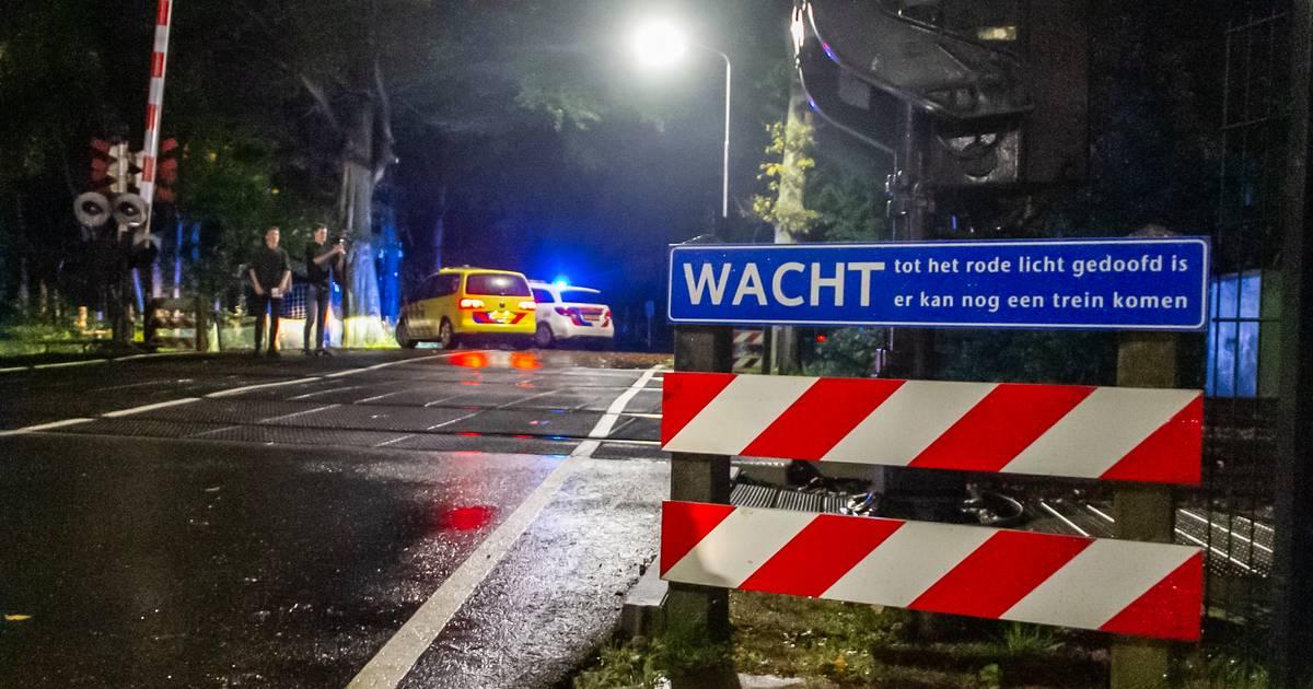 Tot na middernacht geen treinen tussen Nunspeet en Harderwijk na aanrijding.