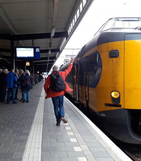Meer treinen tussen Amersfoort en Utrecht