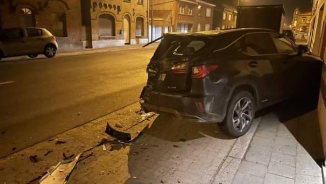 """Vrachtwagen moet uitwijken en ramt Lexus van dokter: """"Geen gewonden, dat is het voornaamste"""""""