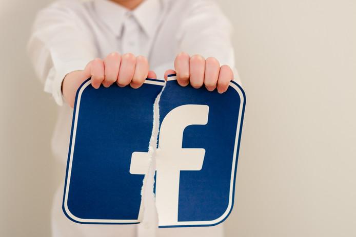 Tieners Massaal Weg Van Facebook Digitaal Ad