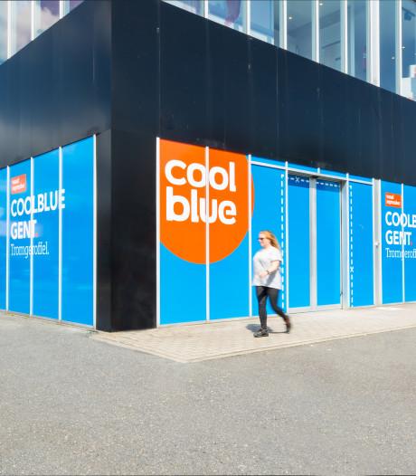 Elektronica-webshop Coolblue opent in Gent grootste winkel van het land