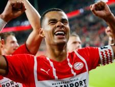 Als het een beetje meezit, is Cody Gakpo vrij snel terug bij PSV