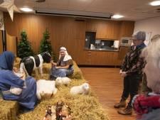 Kerstverhalenroute bij Elshof en Friso in Almelo schot in de roos