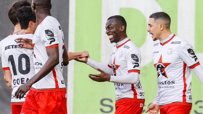 """Jean-Luc Dompé (Zulte Waregem) blinkt uit in de schaduw van Bruno: """"Derby win je niet met mooi voetbal"""""""