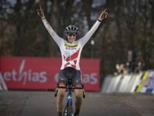 Brand wint in Namen ook tweede wereldbeker veldrijden van het jaar