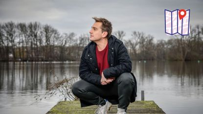 """De warmste vakantieplek van Vlaanderen, met Qmusic-presentator Sam De Bruyn: """"Heerlijk om uren met bootje te dobberen op Donkmeer"""""""