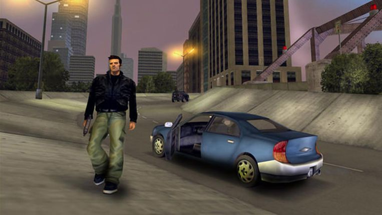 GTA III Beeld Rockstar Games
