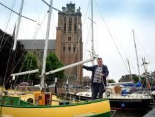 Het Maartensgat ligt weer vol bootjes: 'Geweldig blij dat ik mijn eigen haven weer in kan'