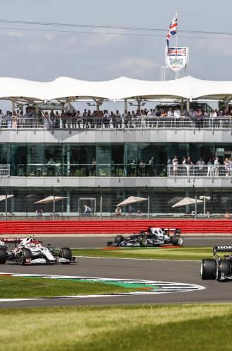 """Volle tribunes in Silverstone, ondanks hoge besmettingsgraad in Engeland : """"Dit wordt complete chaos"""""""