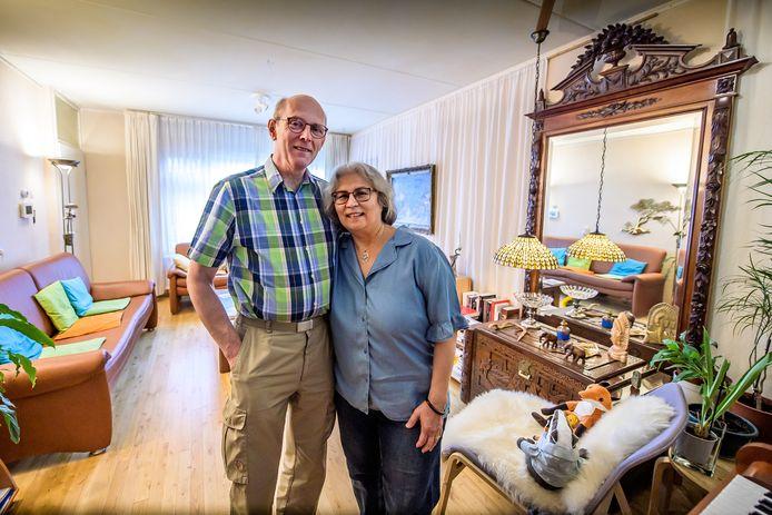De woning van Jacques de Been en Joyce Berger in Roosendaal is beschermd tegen straling van buiten.