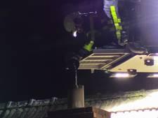 Brand in Zeddam blijft beperkt tot schoorsteen