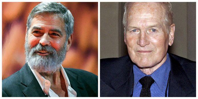George Clooney en Paul Newman gingen eigenlijk samen in 'The Notebook' spelen