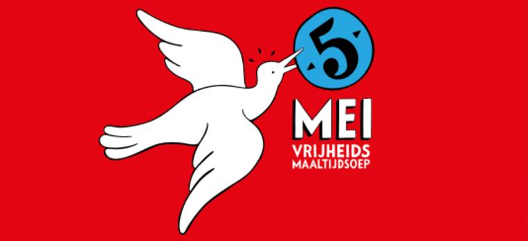 Vrijheidsmaaltijdsoep Beeld Piet Parra