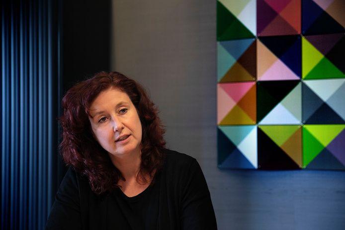 De Eindhovense wethouder Renate Richters.