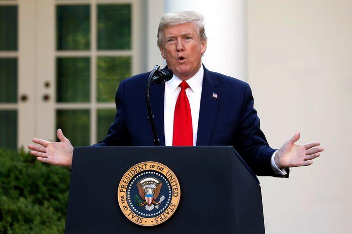 Donald Trump n'a pas autant de pouvoir qu'il le laisse croire.