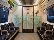 Une oeuvre de Bansky effacée par erreur du métro de Londres par une équipe d'entretien