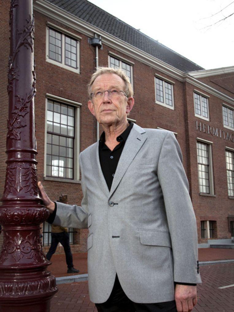 Pieter van Empelen Foto Jan van Breda Beeld