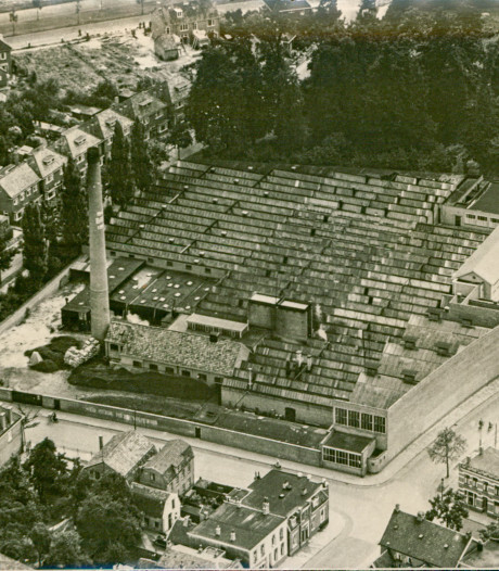 Omwonenden komen met ideeën BATO-textielfabriek Enschede