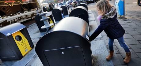 Vertraging bij plaatsen ondergrondse containers in Amersfoort