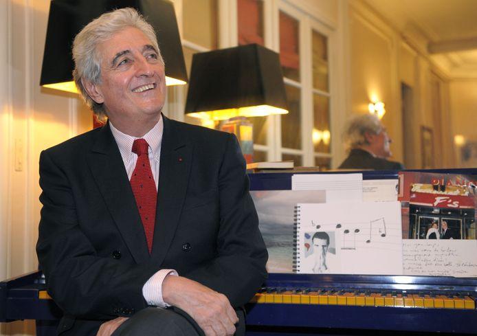 Jean-Loup Dabadie, en 2009