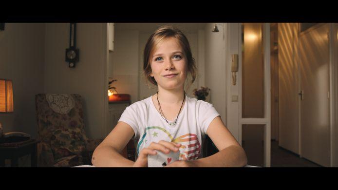 Amy in 'Zoentjesdief'