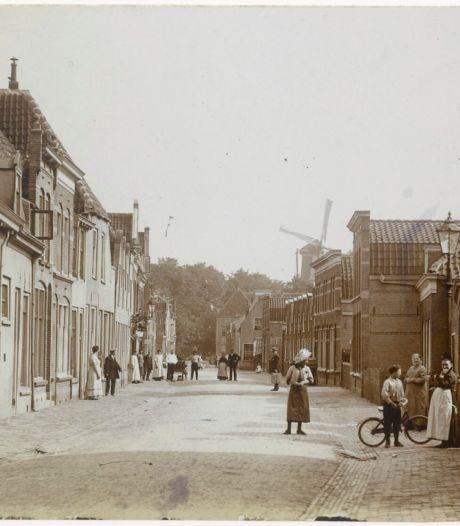 Zoek de verschillen: herken jij deze Goudse straat?