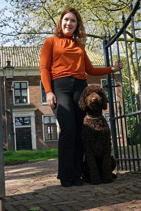 Marie-Jeanne wil met nieuw opvanghuis in Nijkerk moeders in nood helpen