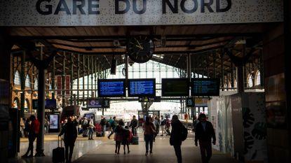 Parijse Noordstation korte tijd ontruimd na vondst van granaat in bagage