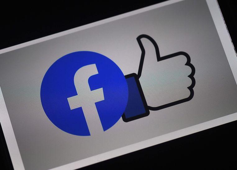 Facebook wil zich naar eigen zeggen meer op 'positieve groepen' focussen. Beeld AFP