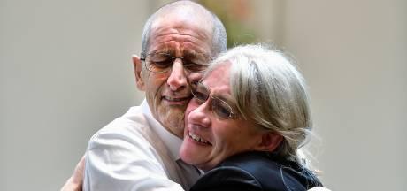 Ongeneeslijk zieke Giel trouwt met zijn Ingrid: 'Genieten van de tijd die we nog hebben'