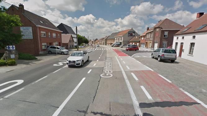 Maand lang hinder op Gentsesteenweg door herstellingswerken aan betonplaten