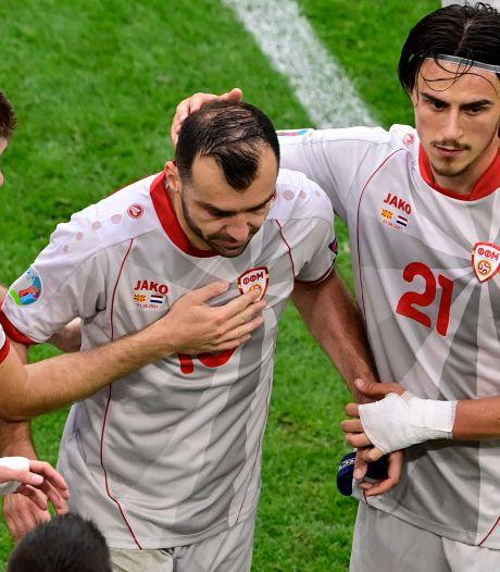 Pandev neemt afscheid met erehaag en applaus van oud-ploeggenoot Wesley Sneijder