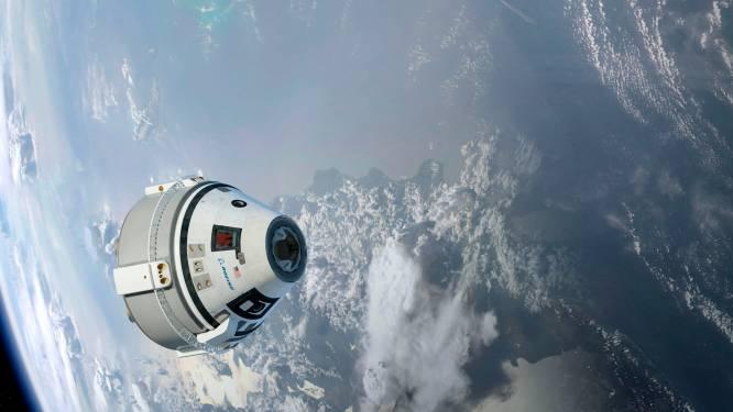 Return to sender: problemen met Boeing-capsule 'Starliner', die astronauten naar het ISS moet vervoeren
