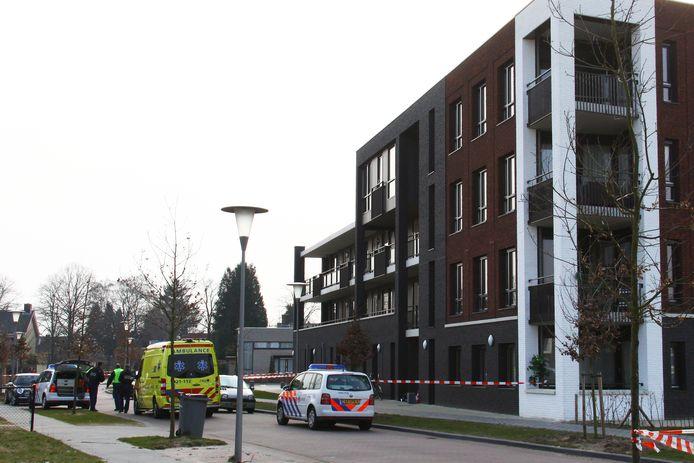 De 30-jarige Tamara Plehn werd in 2013 doodgeschoten in de portiek van haar flat aan Het Reut in Berghem.