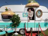 Uit eten in een caravan: Rob wil mensen in het zonnetje zetten