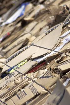 Inzamelaars papier in Boxmeer kampen nog steeds met hoge kosten