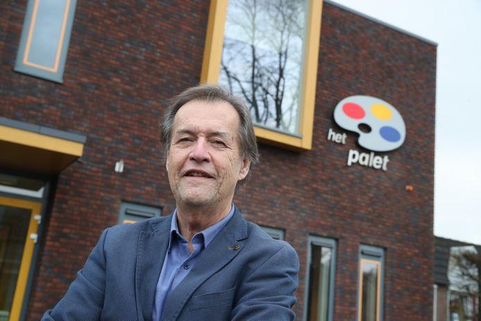 Directeur Gerard Smetsers van Het Palet in Hapert.