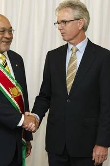 Nederlandse ambassadeur niet welkom in Suriname