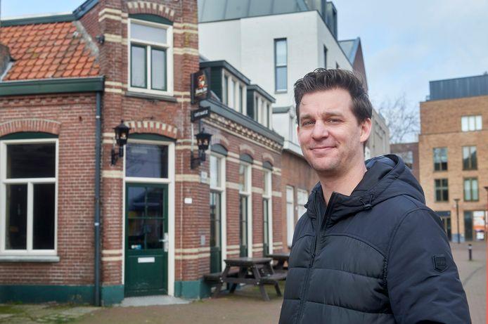 Stijn van Orsouw is de nieuwe eigenaar van 't Kaatje