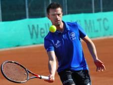 Collectieve offday van tennissers MLTC: 6-0-oorwassing