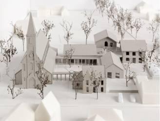 Open gaanderij, sfeervol binnenpleintje en jeugdlokalen met dakterras: nieuwe polyvalente zaal in Hertsberge krijgt vorm