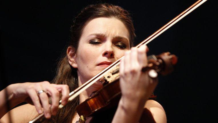 Janine Jansen. Beeld anp