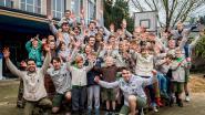 """Bollekes kleuren is Bollekes drinken"": Scouts houden café op verkiezingsdag"