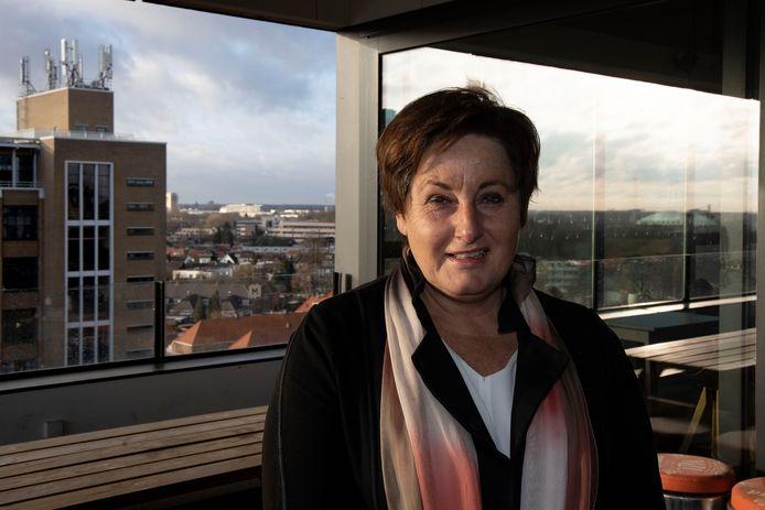 Irene van Rijsewijk is de nieuwe voorzitter van het korfbalverbond.
