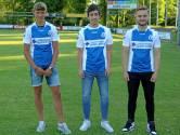 WHC geeft drie talenten uit eigen opleiding de kans in de selectie: Akar, Vierhuizen en Burgmeijer