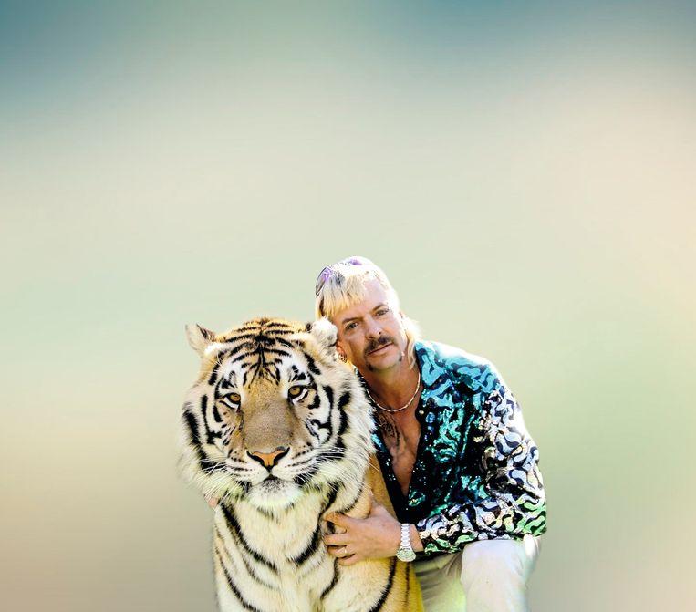 tiger king Beeld rv