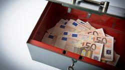 Staatsschuld in juli netto 3,31 miljard euro gedaald