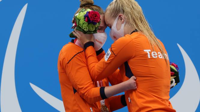 De belangrijkste zege van paralympische zwemster Lisa Kruger uit Harderwijk is de overwinning op zichzelf