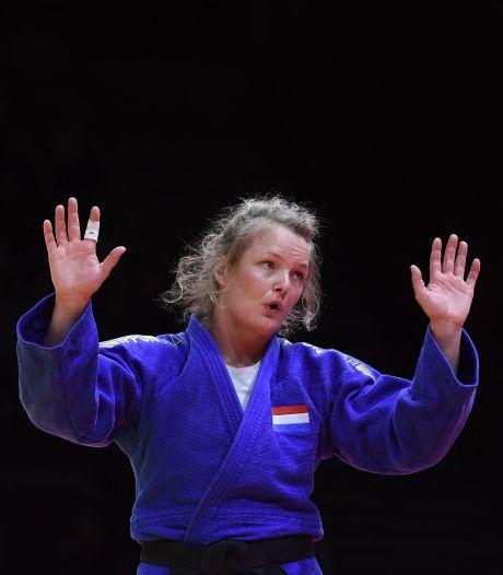 Van Dijke verovert brons op WK judo