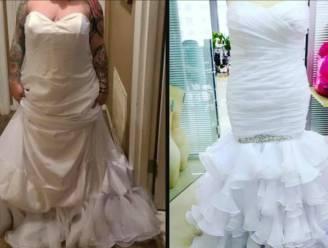 """""""U draagt het kleed binnenstebuiten"""": bruid geeft kritiek op bestelde trouwjurk maar beseft niet dat ze zelf flatert"""